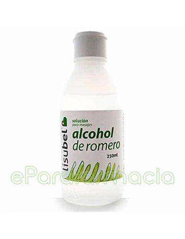 ALCOHOL DE ROMERO LISUBEL 250 ML