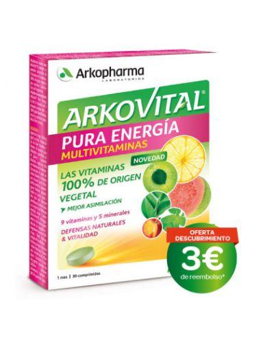 ARKOVITAL PURA ENERGIA...